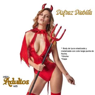 Disfraz Diablita diablita Sexappeal