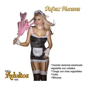 Disfraz Mucama Mucamita SexAppeal