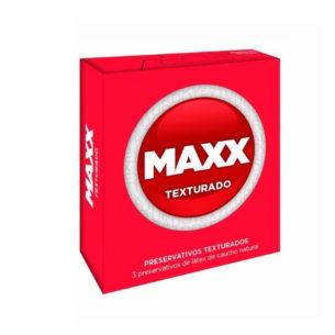Maxx Texturados - Caja x3 - Preservativos