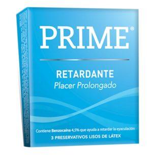 Prime Retardante - caja x3 preservativos