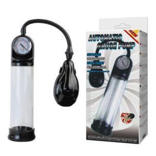 Bomba Automatica Peneana - Automatic Gauge Pump