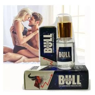 Vigor Bull - Gel Intimo Masculino + Vigor + Ereccion